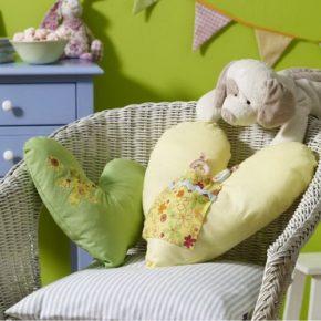 Красивые декоративные подушки, фото