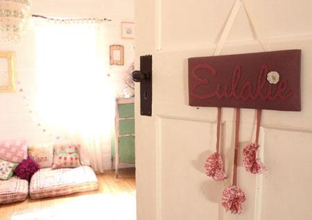 интерьер детской комнаты девочки