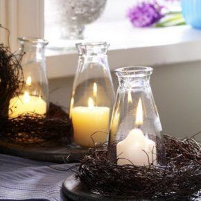 Свечи декоративные, фото