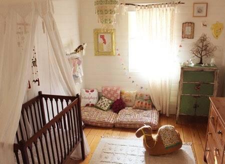 Интерьер детской комнаты своими руками 887