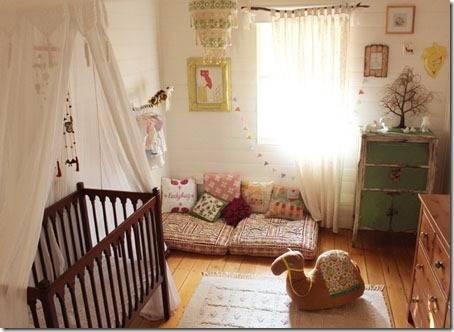 интерьер детской комнаты девочек