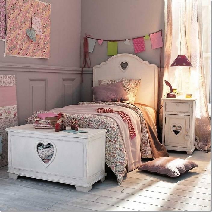 сердечки в мебели