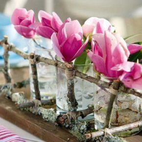 Эко-декор: 35 идей декора из веток для дома