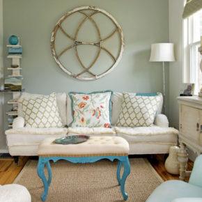 Стильный интерьер гостиной: 8 советов по оформлению