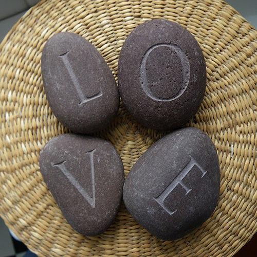 идеи из камней