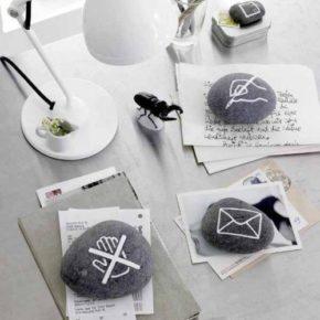 Эко-декор: идеи из камней