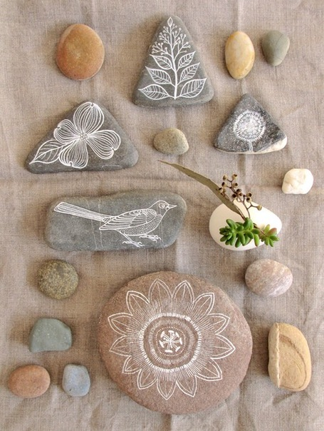 ideas from stones