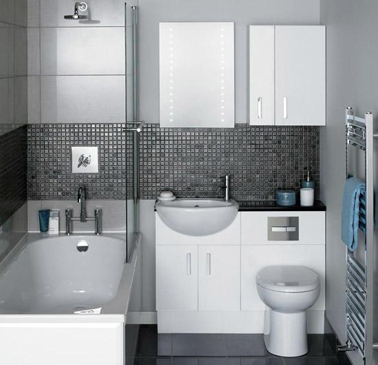 Интерьеры ванных комнат своими руками