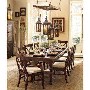 10 советов по обустройству интерьера столовой комнаты