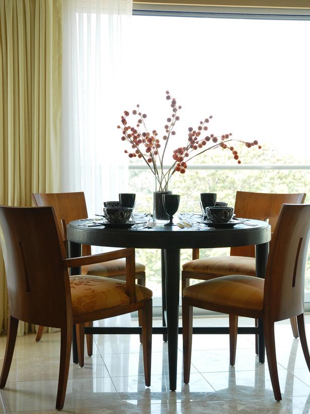 советы по обустройству уютной столовой
