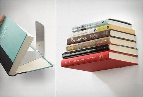 Своими руками полочки для книг