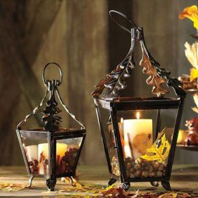 Палитра осени: 35 фото-идей осеннего декора для дома