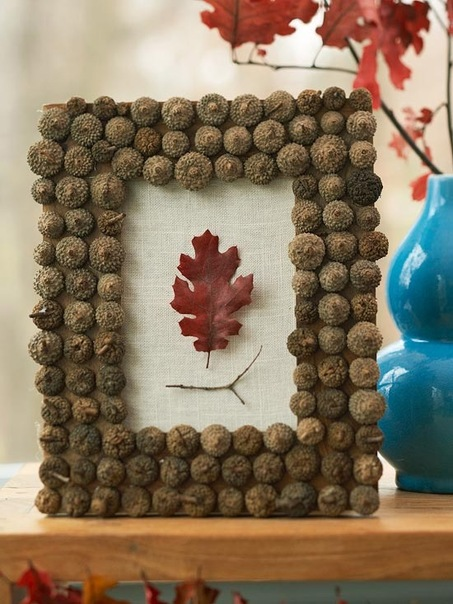 Палитра осени: 35 фото-идей осеннего декора для дома Дизайн интерьера Декор своими руками