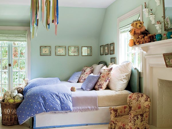 Современная детская комната