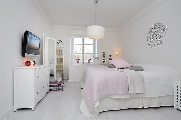 Квартира в белом цвете фото