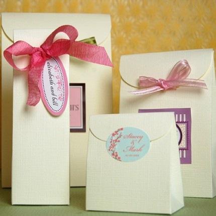 Упаковка подарков своими