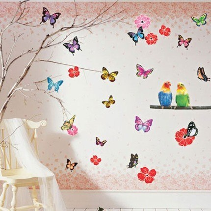Ideas of wall decoration