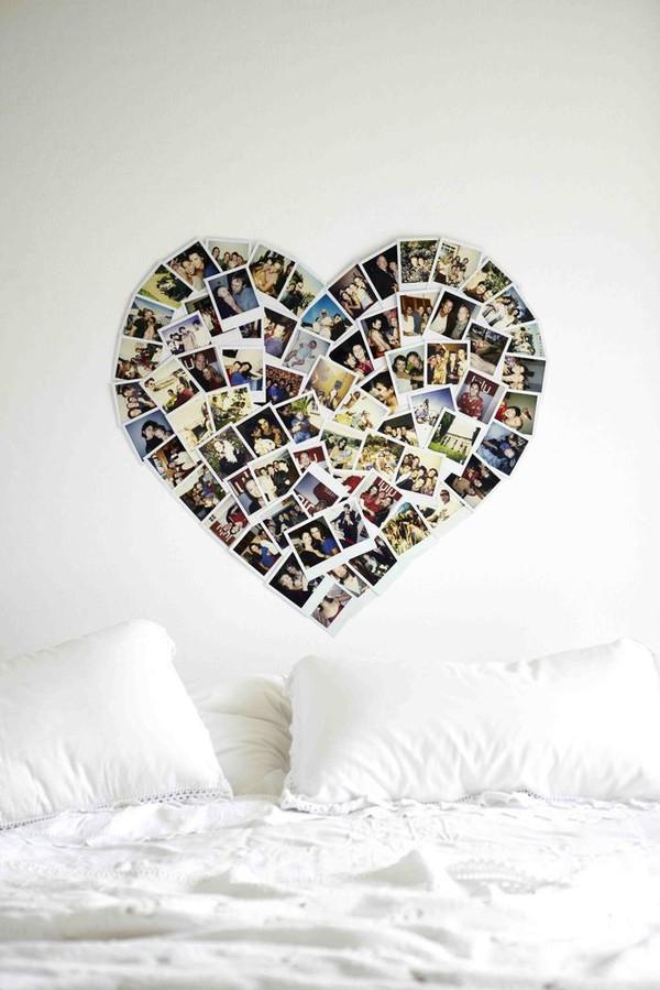 Декор стен для фото своими руками фото
