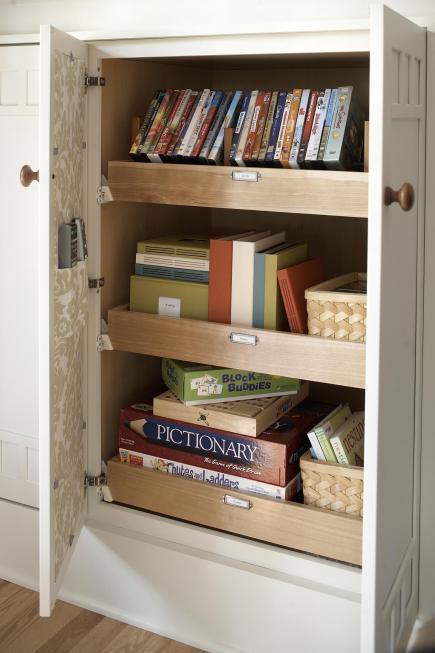 Идеи хранения