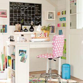 32 идеи как обустроить рабочее место дома