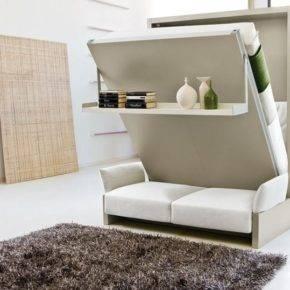 Мебель трансформер в интерьере: плюсы и минусы