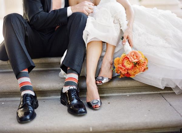 Свадебные туфли фото 1