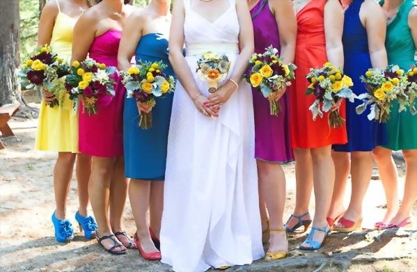 Свадебные туфли фото 15