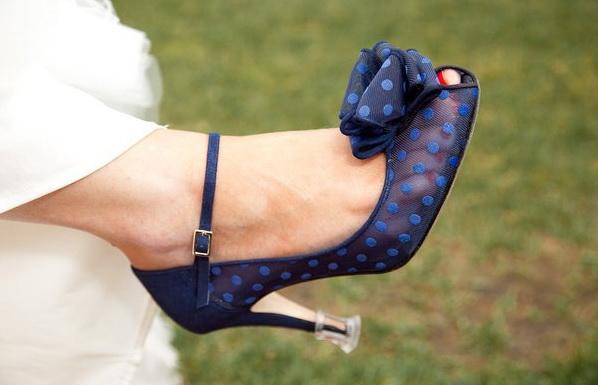 Свадебные туфли фото 16