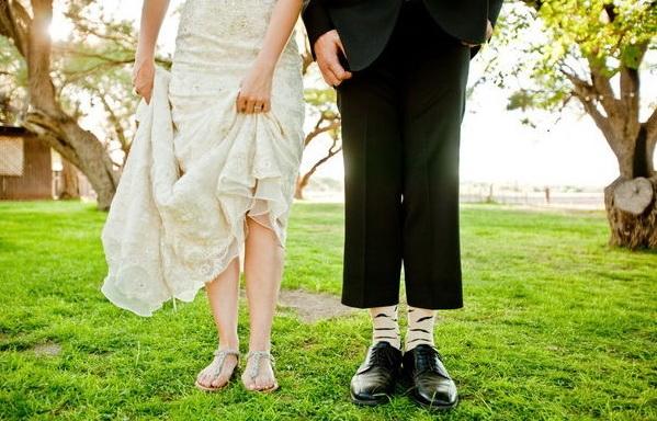 Свадебные туфли фото 19