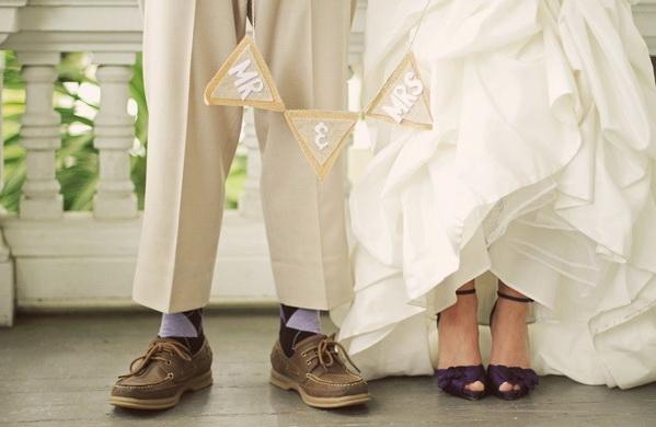 Свадебные туфли фото 20