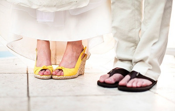 Свадебные туфли фото 24
