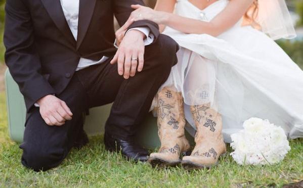 Свадебные туфли фото 25