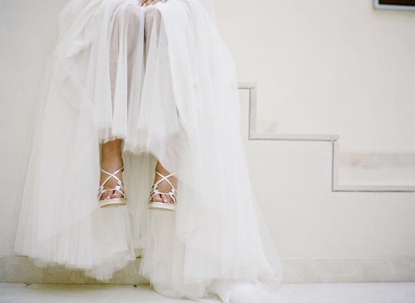 Свадебные туфли фото 28