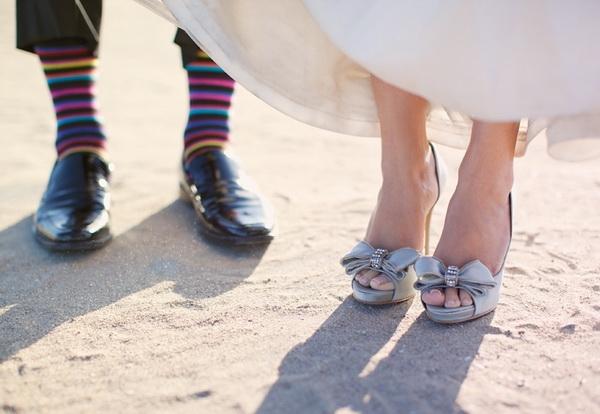 Свадебные туфли фото 3