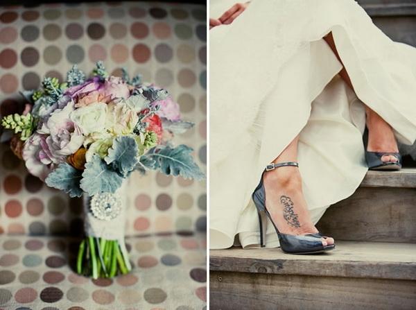 Свадебные туфли фото 29