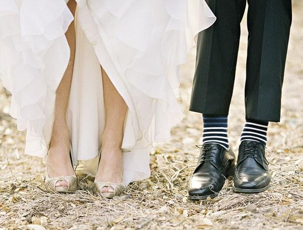 Свадебные туфли фото 30