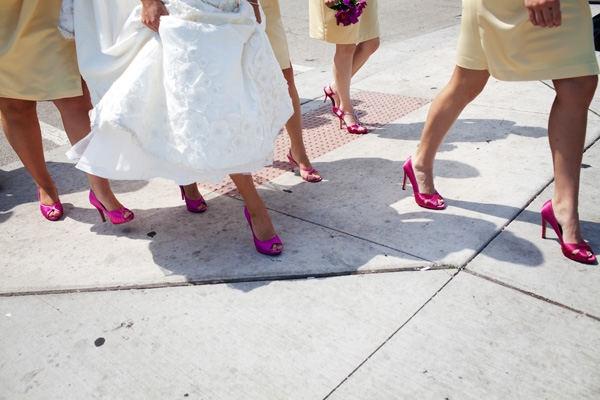 Свадебные туфли фото 31