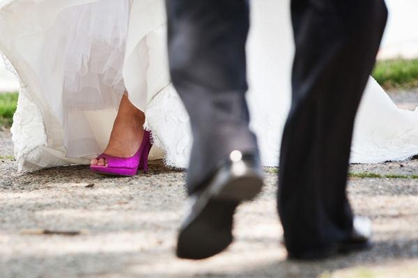 Свадебные туфли фото 32