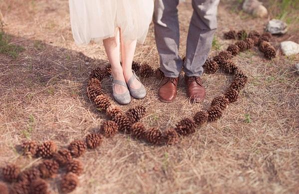 Свадебные туфли фото 33