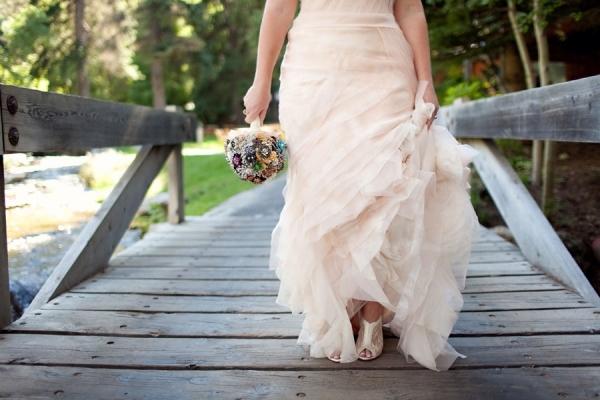 Свадебные туфли фото 35
