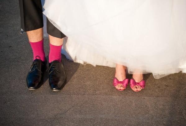 Свадебные туфли фото 8