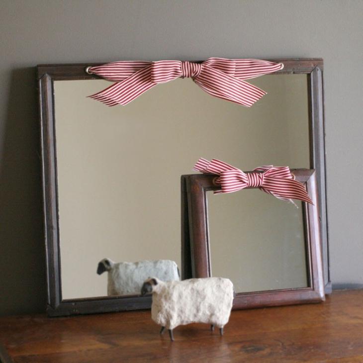 дизайн зеркал в интерьере