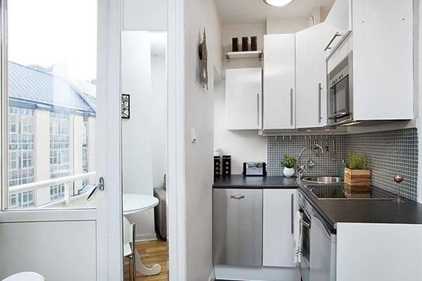 кухни белого цвета