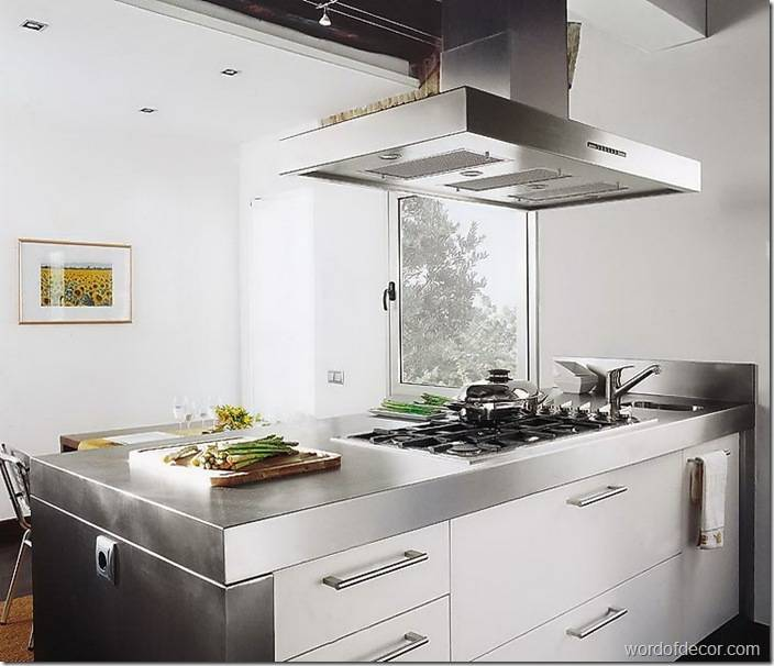 Интерьер кухни в картинках