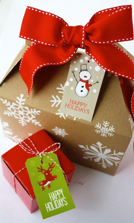Упаковка подарков своими руками