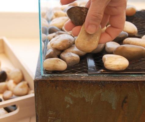 Камин в квартире фото 8