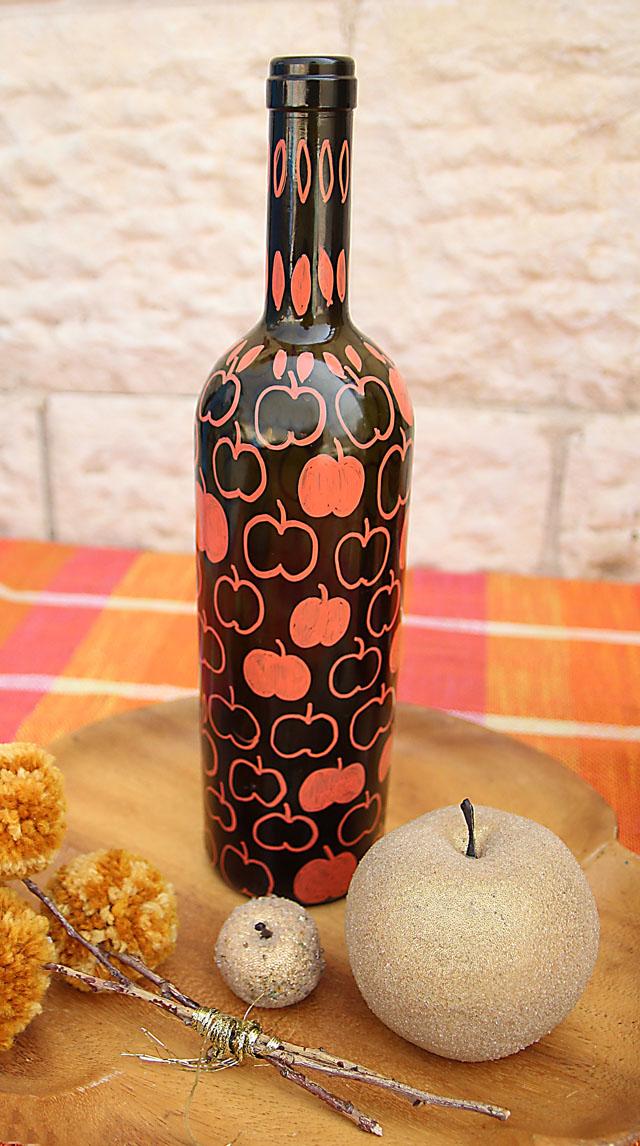 Необычное использование бутылок
