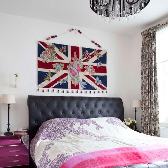 Интерьер спальни в стиле модерн фото 9