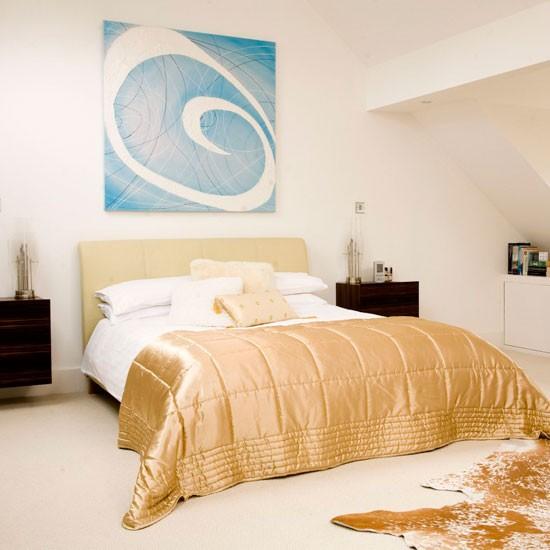 Интерьер спальни в стиле модерн фото 2