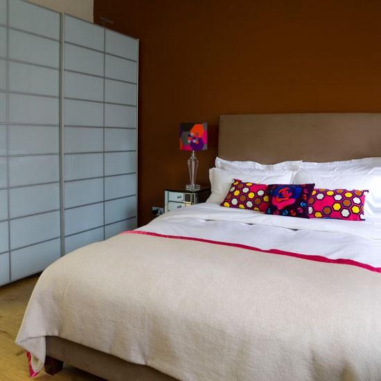 Интерьер спальни в стиле модерн фото 8